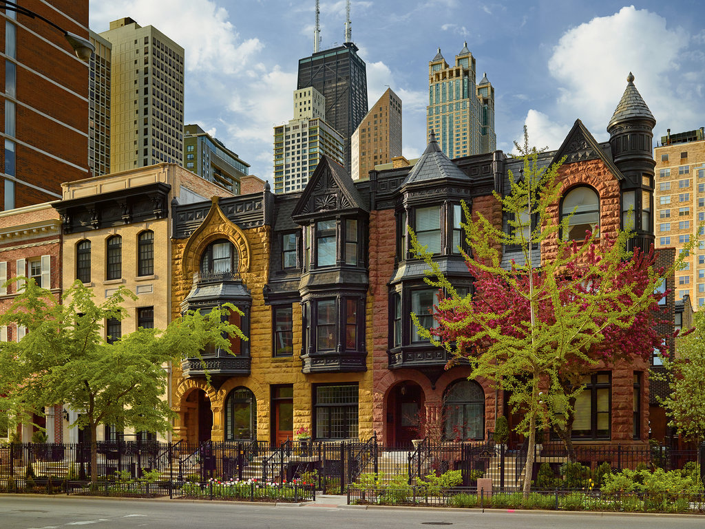 Row Home Chicago 60616 : Most beautiful row houses in chicago preview