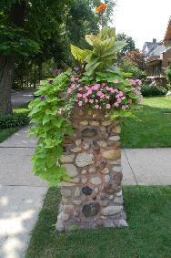 Villa planter