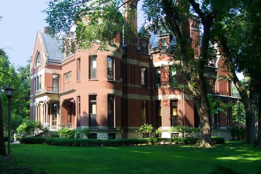 Cardinal's house
