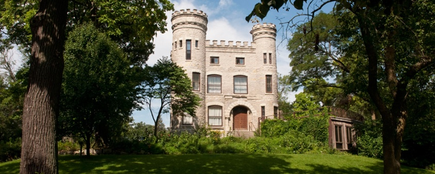 The Irish Castle in Beverly