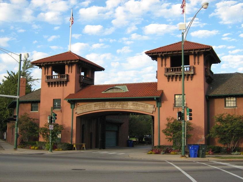 South_Shore_Cultural_Center_Gate wikimedia
